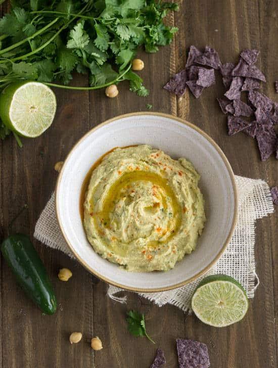 Healthy Hummus Recipes