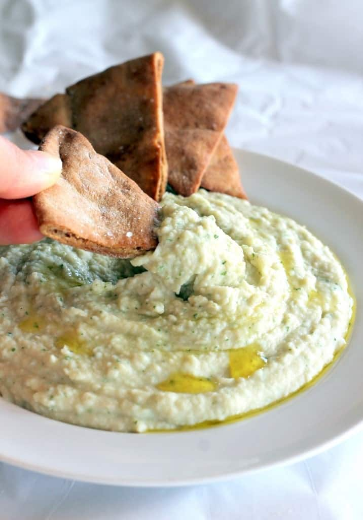 Healthy Hummus Recipe