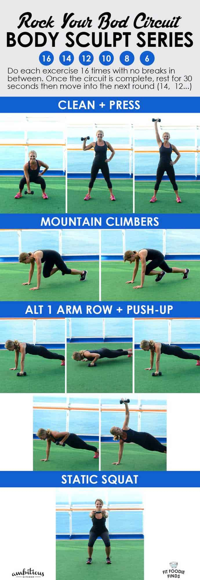 Kick Your Booty Boot Camp Style Workout Fitness Circuits At Home