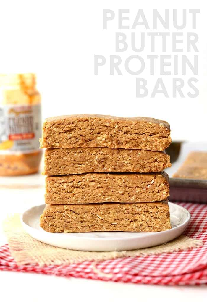 With just a few simple ingredients you can make protein bars in your own kitchen that have 13g protein in each bar!