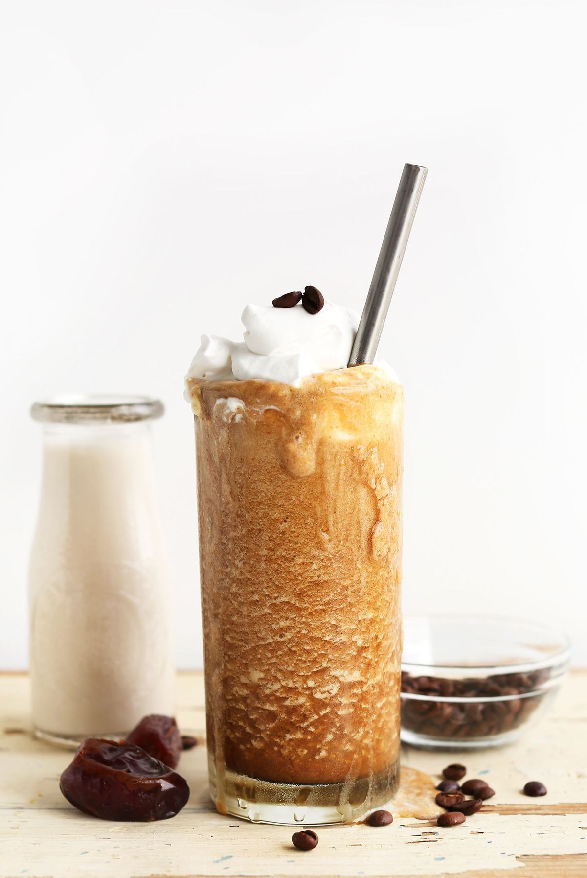3 Ingredient Frappaccino