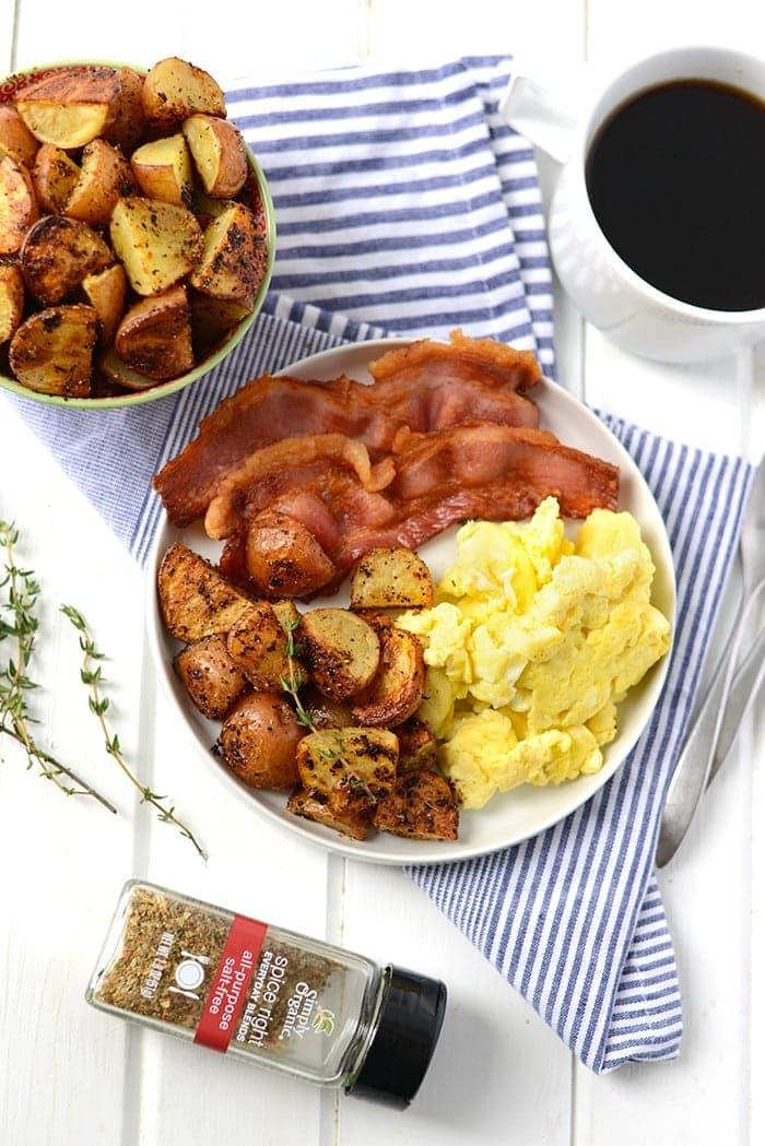 The Best Breakfast Potatoes