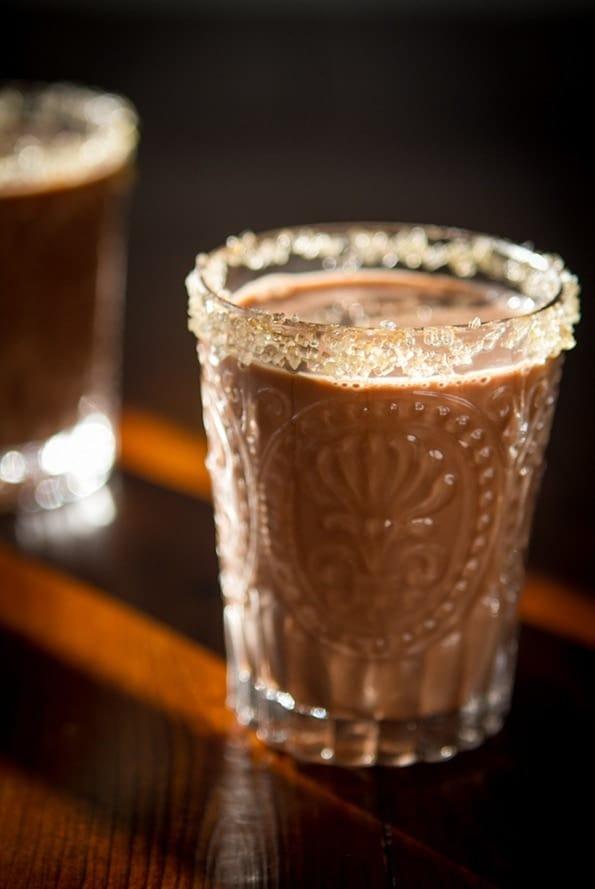 Ultra Creamy Mocha Hot Cocoa