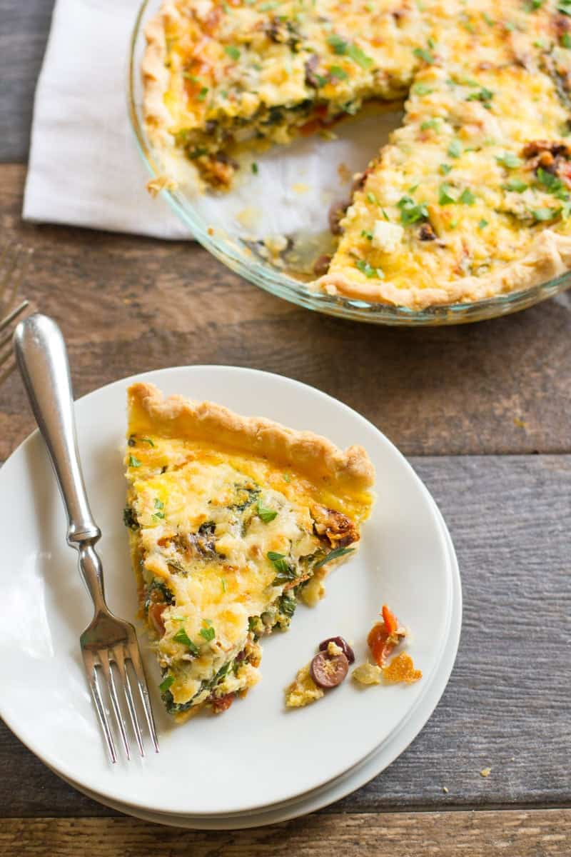 50 recipes to have the best brunch ever fit foodie finds for The best quiche ever
