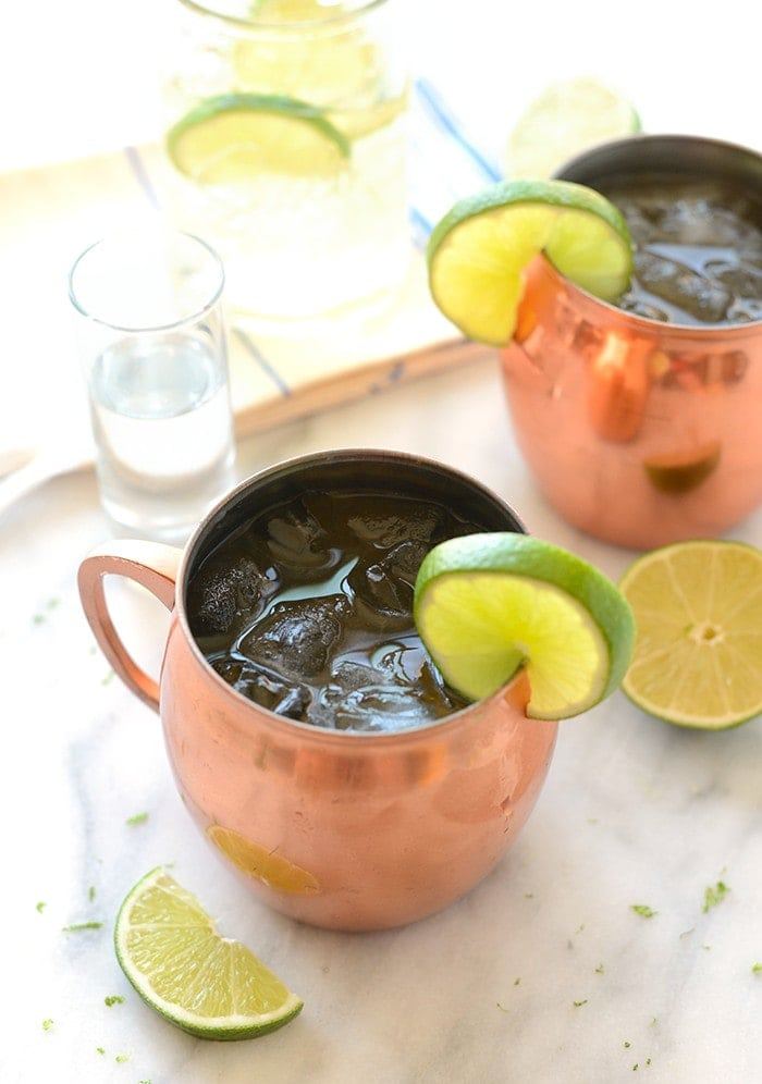 With just simple 3 ingredients you can make the most delicious, flavor-filled classic moscow mules!