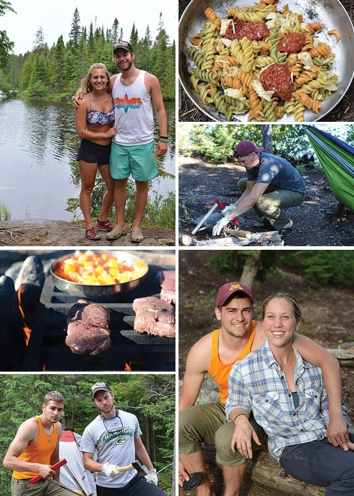 Come along as I take you into my 3 day trip to the Boundary Waters, Minnesota. We canoed, camped, and disconnected!