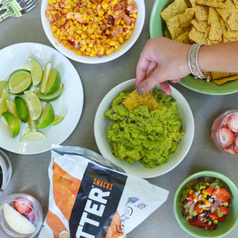 Girls Summer Dinner Party with Way Better Snacks