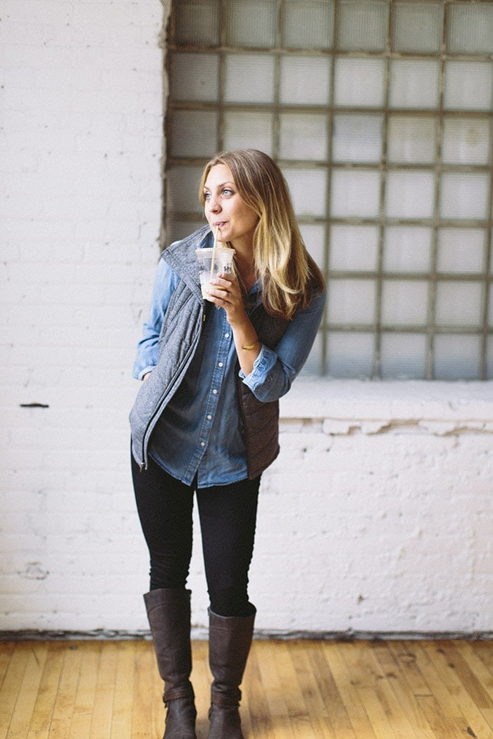 Get cozy this autumn and check out some of my favorite fall wardrobe staples!