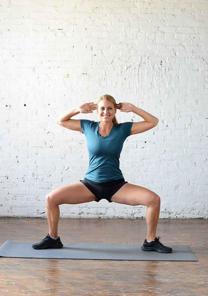 Looking for an ab routine to add on to an existing strength or cardio workout? Tack on 3 rounds of this 2.5 minute core circuit to feel the burn! Oh- and you can even do a round, while your Better Oats are cooking in the microwave.