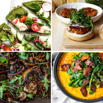 Protein-Packed Dinner Recipes…featuring pulses!