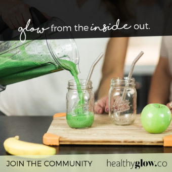 Introducing: The Healthy Glow Collective