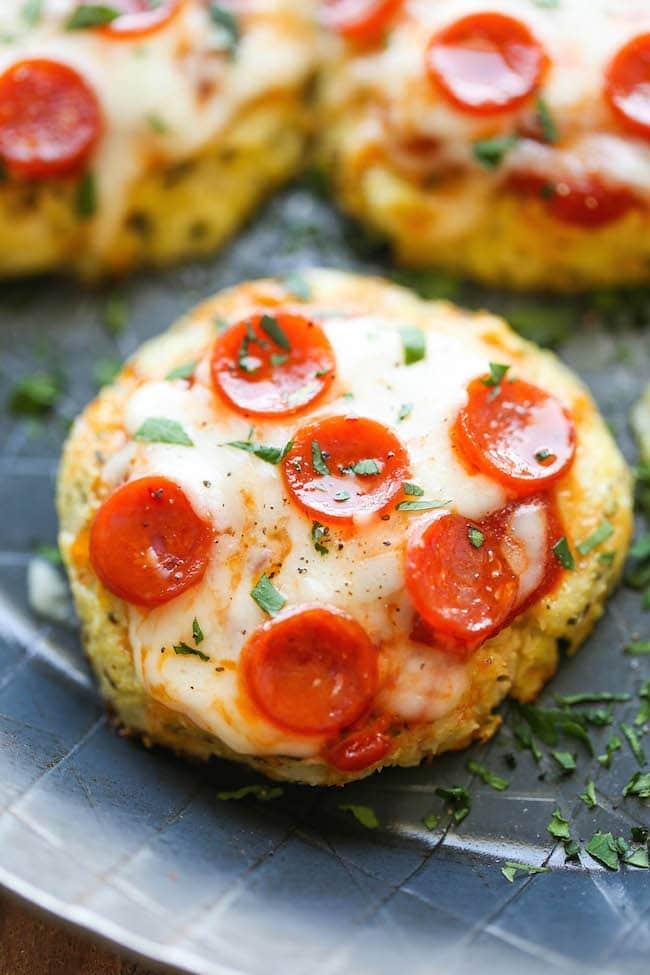 Amazing Recipes with Cauliflower!