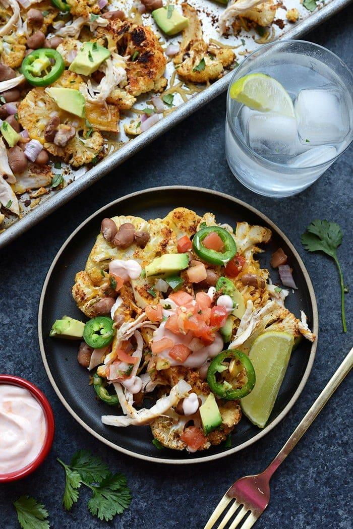 Amazing Recipes with Cauliflower