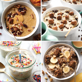 Nutrition-Packed Oatmeal Recipes that Will Make You Swoon!