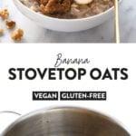 stovetop oats