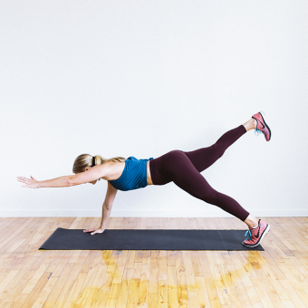 40 Minute Cardio Climb Workout + Healthy Glow Guide Recap – Week 6
