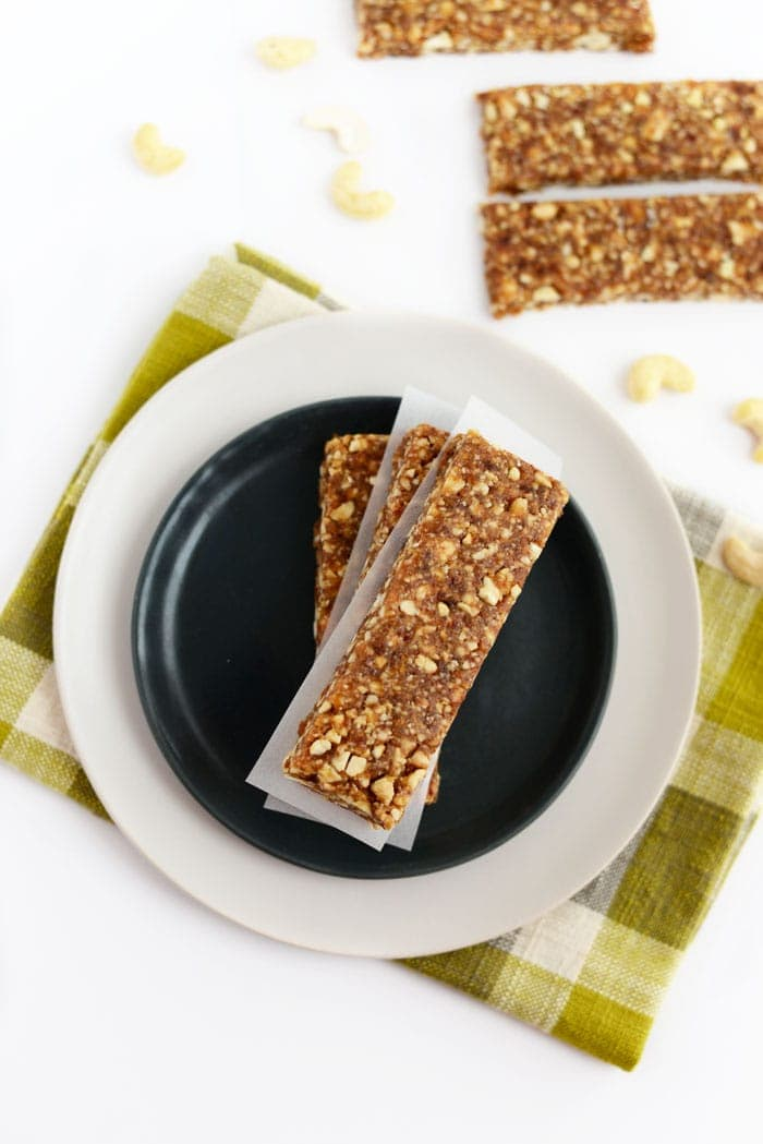 The Best Healthy No-Bake Bars on Pinterest