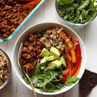 Team Fit Foodie's Go-To Meal-Prep Bowl + 10 more of our favs!