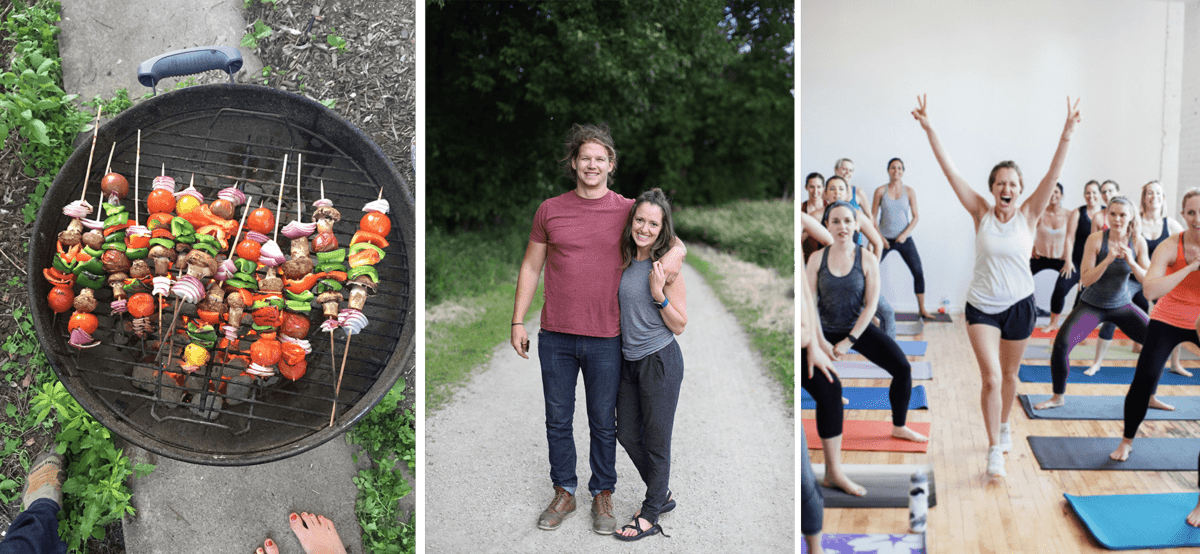 There is so much that goes on behind the scenes at Fit Foodie Finds HQ! Learn what goes on in A Day in the Life for @LinleysHands.