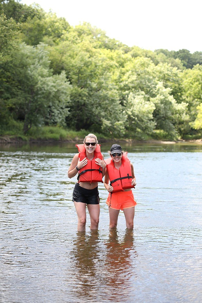 Minnesota Series: Canoeing the Cannon River + Red Barn Pizza Farm