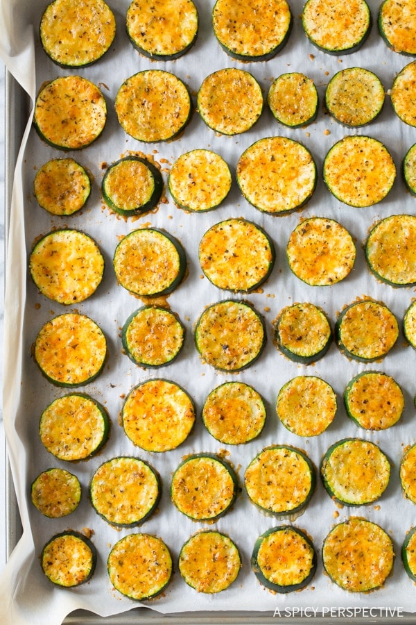 Healthy Ways to use a Zucchini