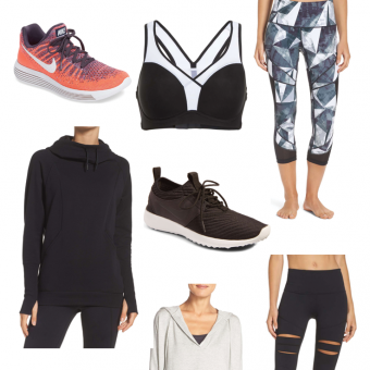 Best Activewear Deals in the 2017 Nordstrom Anniversary Sale!