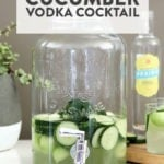 vodka cocktail