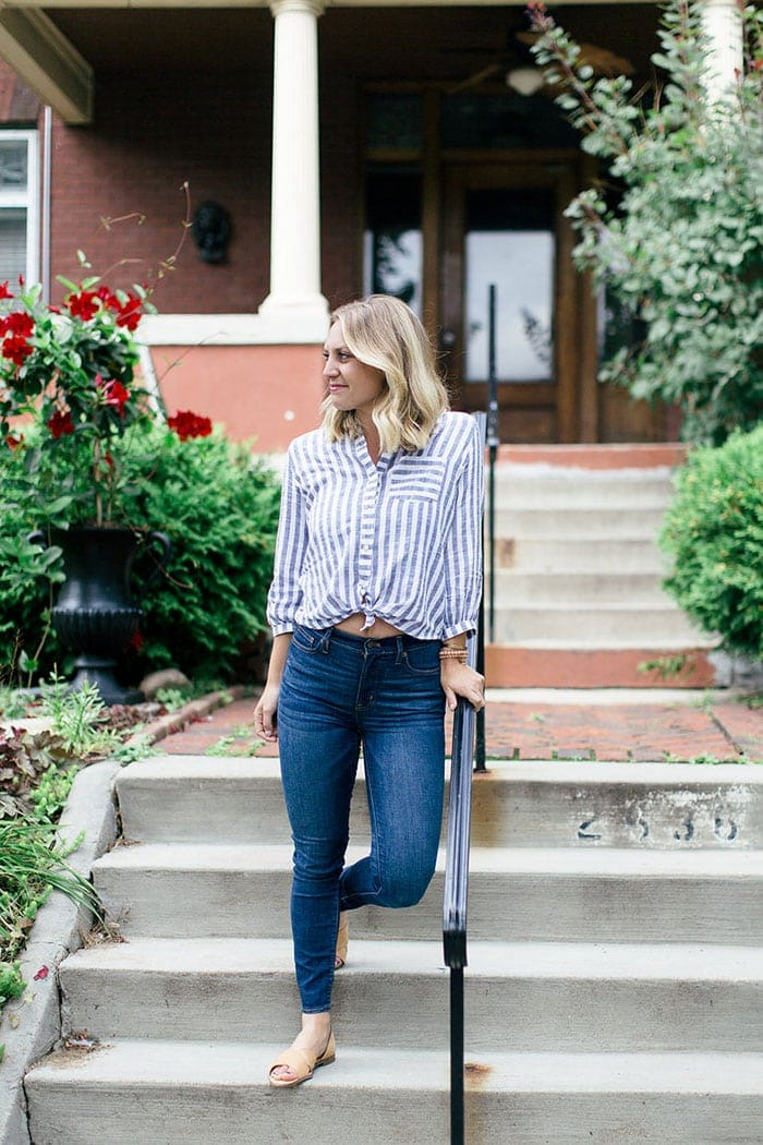 Here are some of my favorite style pieces for fall transition style! In this post you'll find links to jeans, tops, sweaters, accessories, and dresses!