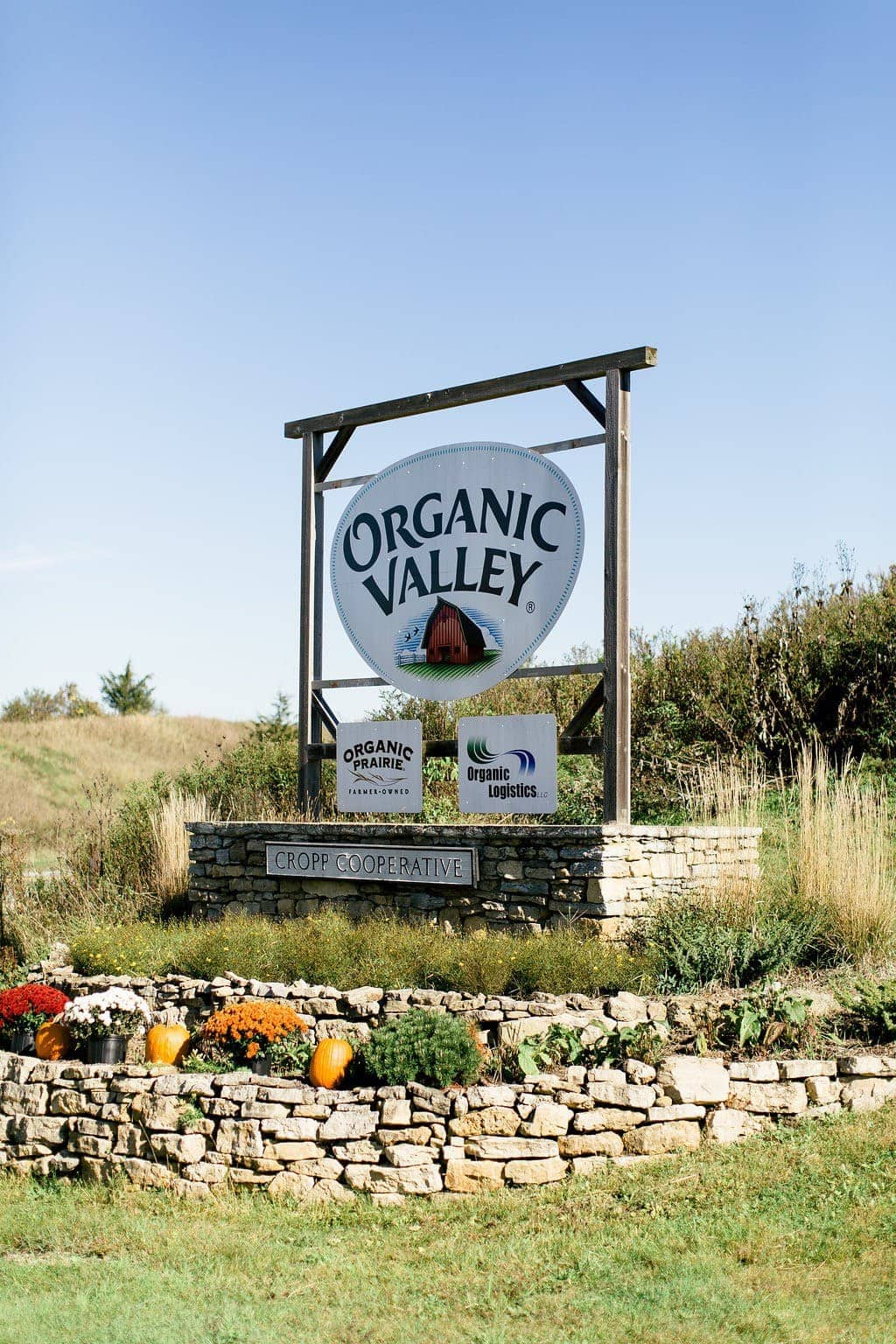 Want to know more about life on an Organic Valley Farm? In this post, you'll learn all about why we love Organic Valley Coop, as well as what it's like to run an Organic Valley Farm!