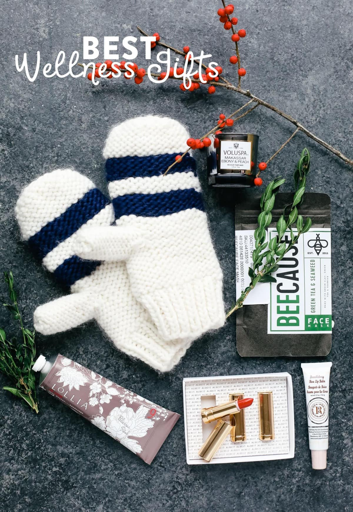 Give the gift of wellness and get your girls wellness gifts perfect for a little self-care!
