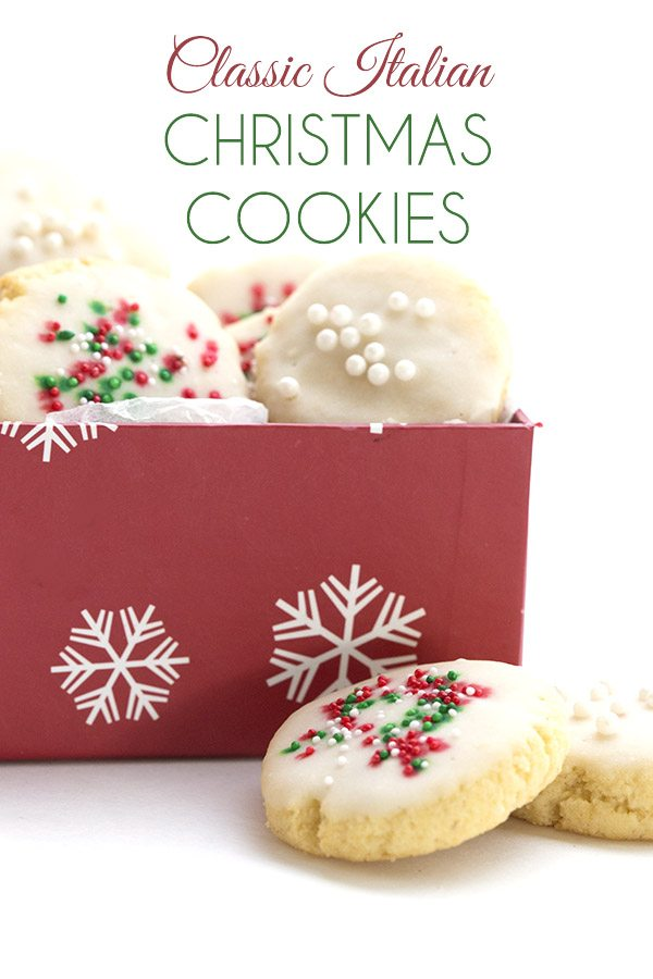 Honestly some of the best low carb Christmas cookies I have ever made. A classic Italian recipe gets a healthy keto makeover!