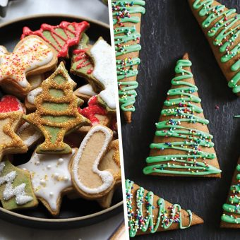 50 Healthiest and Most Delicious Holiday Cookie Recipes!