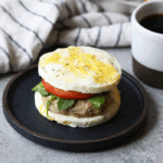 Low Carb Egg McMuffin