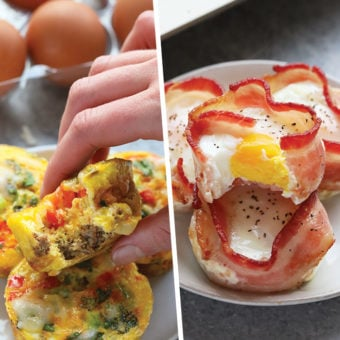 VIDEO: 4 Healthy Egg Cup Recipes