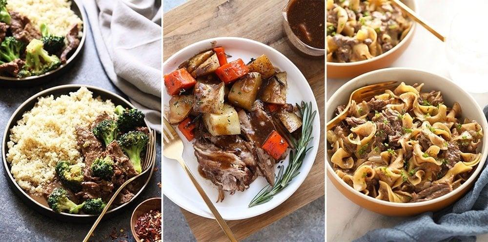 Healthy Instant Pot Meat Recipes