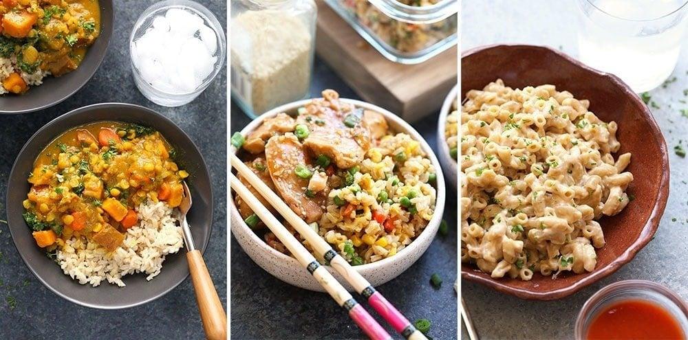 Healthy Instant Pot Recipes