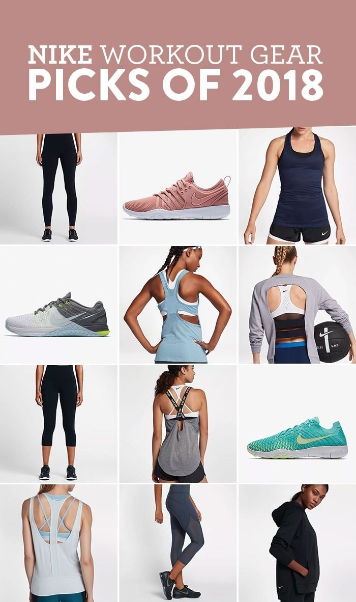 I thought I would pick out a few of my favorite Nike products going into 2018! Cuz, every girl has their wishlist, right? Some of these items are on sale and going fast, so snag them ASAP!