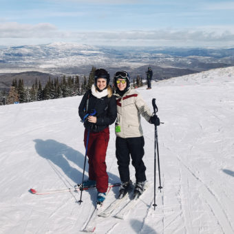 Fit Foodie Travels: Park City Ski Trip 2018