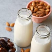 how to make homemade almond milk