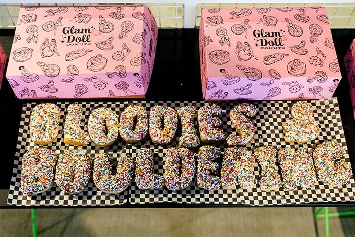 Glam Doll Donuts