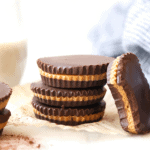 Healthy Oreo Cashew Butter Cups