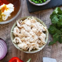 Shredded Chicken