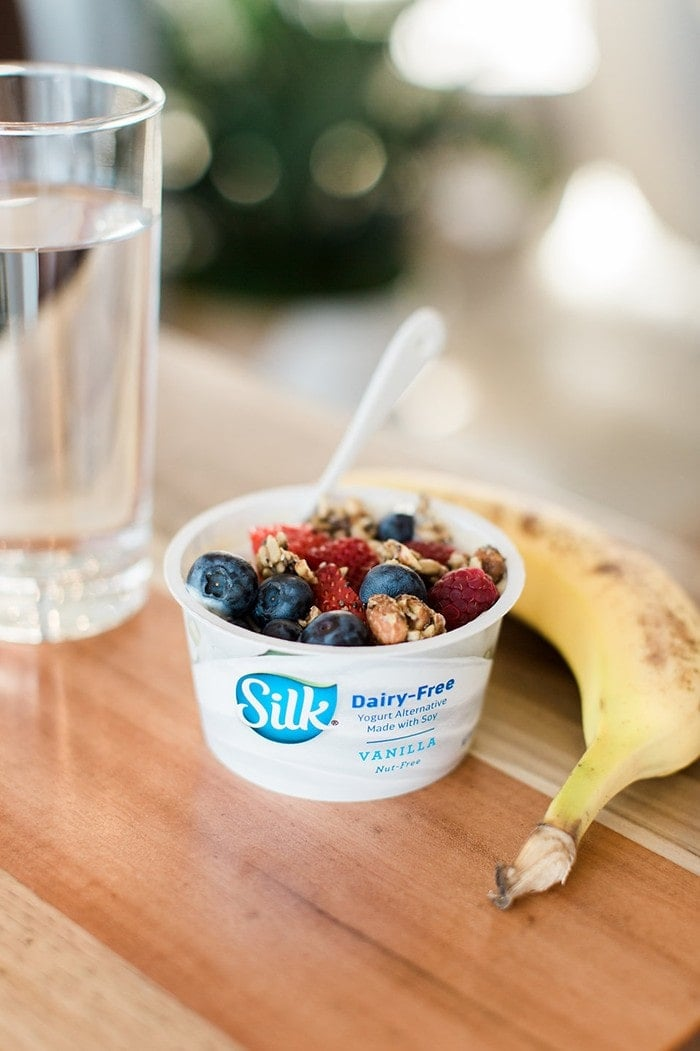 Silk Dairy-Free Yogurt Alternative