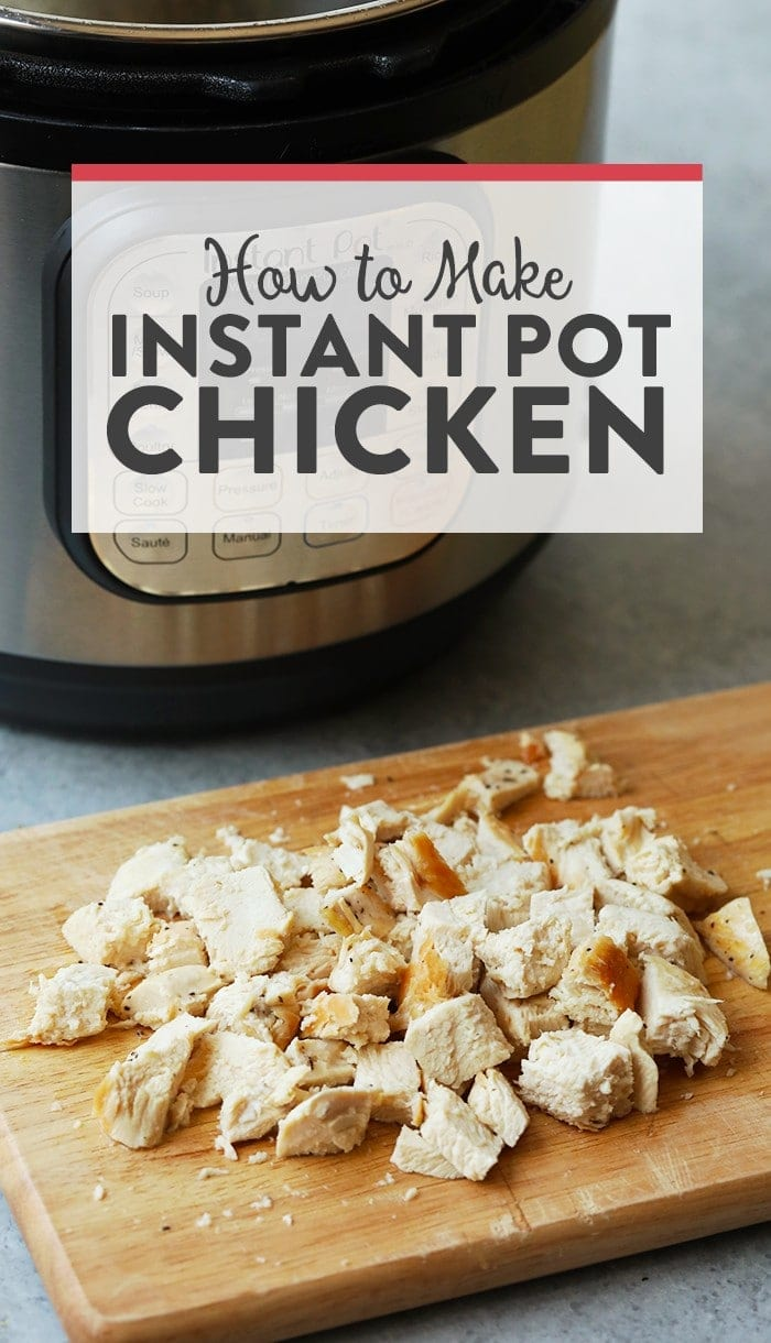 Basic Instant Pot Chicken Breast Fresh And Frozen Fit Foodie Finds