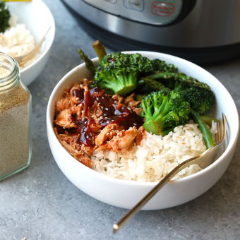 How to Make Shredded Chicken in the Instant Pot