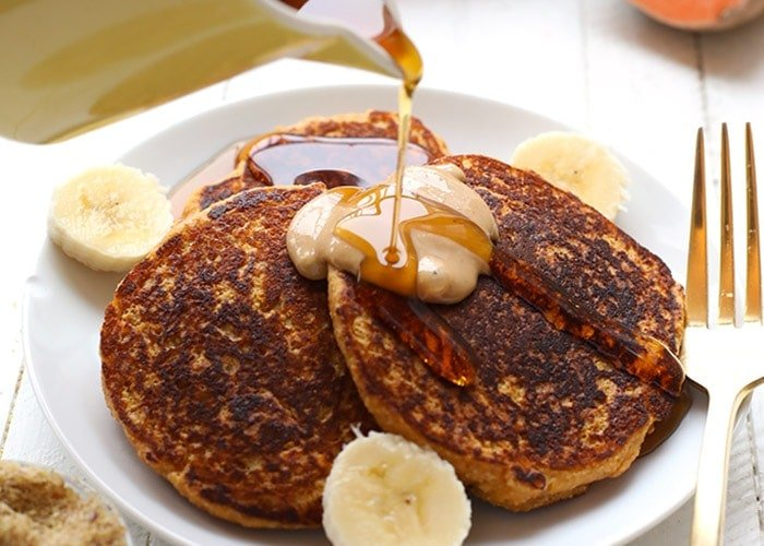 Sweet Potato Power Pancakes