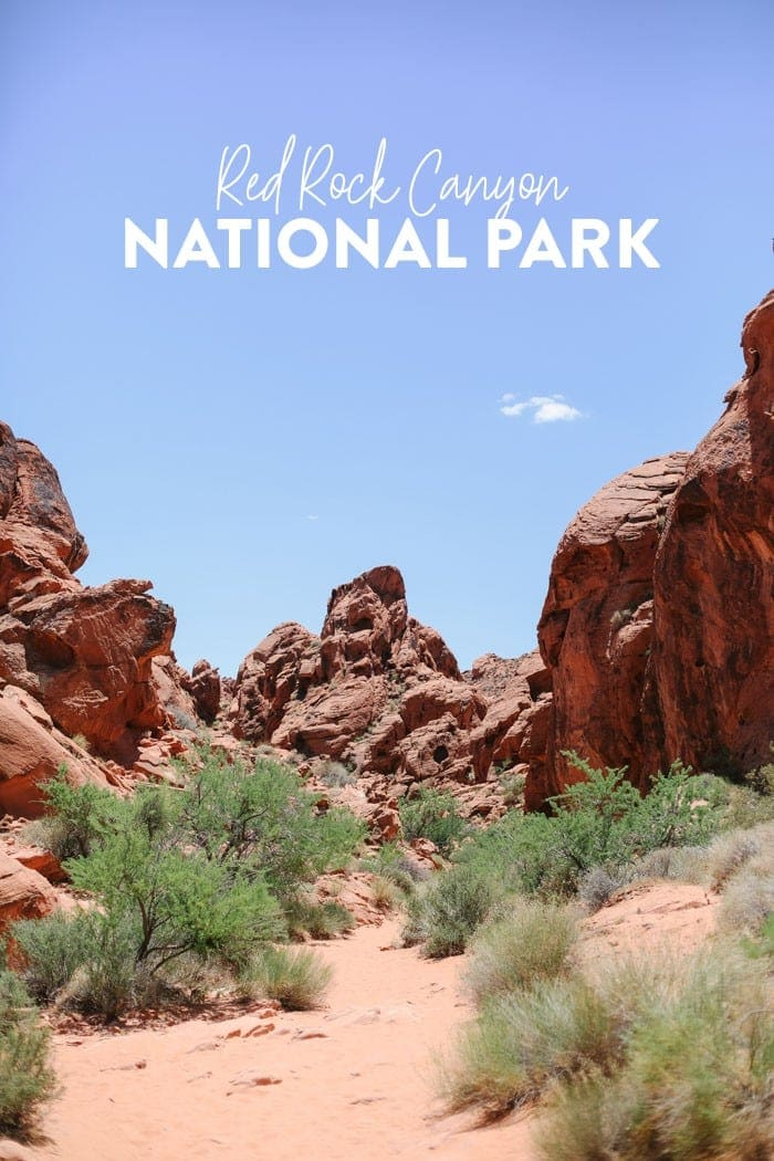 "Vegas doesn't have to mean The Strip and gambling. Just 30 minutes outside the city, Vegas has some amazing state and national parks that are amazing for hiking, climbing, hot springing, and more! Check out our ""not so Vegas, Vegas recap!"" It includes hiking in Valley of Fire State Park and hiking/climbing in Red Rock Canyon National Park!"