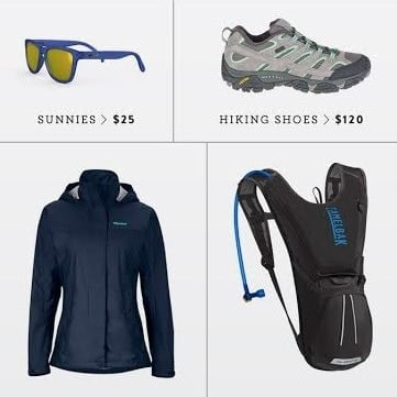 Check out Team Fit Foodie's favorite hiking gear. From our favorite hiking boots to our favorite hiking snacks, we've got you covered.