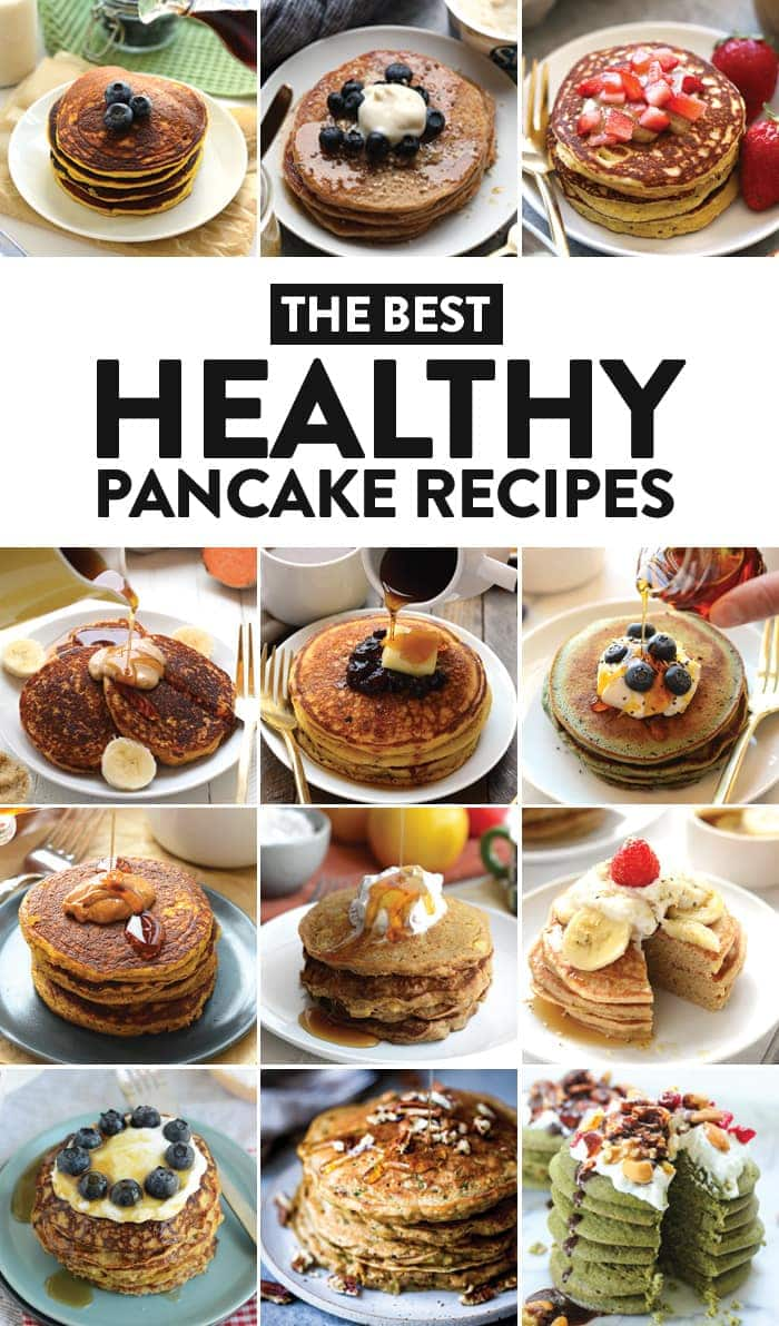 The Best Healthy Pancake Recipes