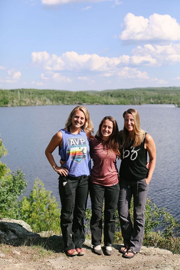 Team Fit Foodie Finds in the Boundary Waters